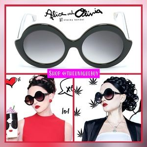 🏷 🆕 Round Cat Eye Sunglasses | Alice + Olivia